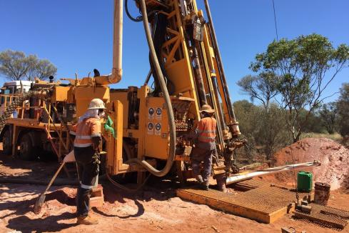 St George charges into Mt Alexander exploration