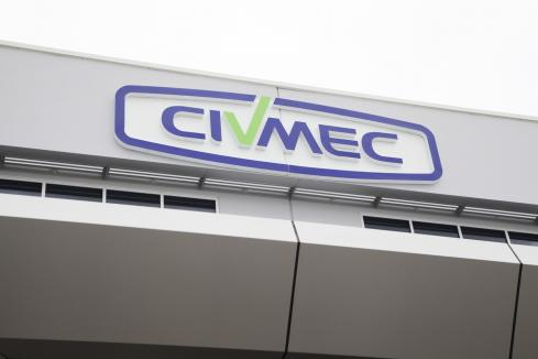 Civmec buoyed by defence works