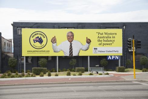 We won't take Palmer's support: Kirkup