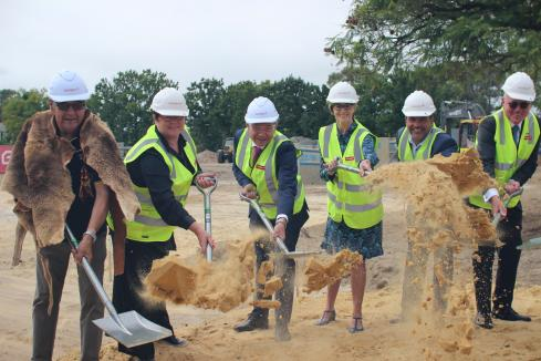 Construction starts on Brightwater Inglewood