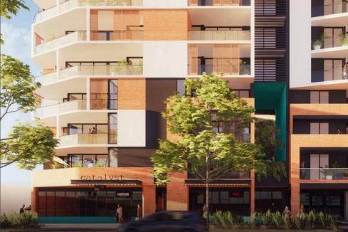 Midland development given green light