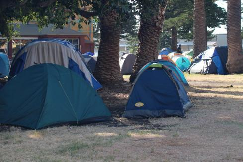Hope for Freo's tent city