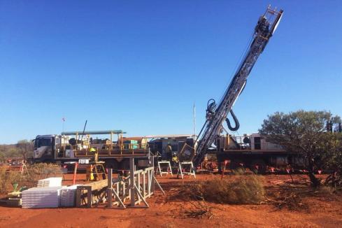 Venture on WA copper hunt at Golden Grove North