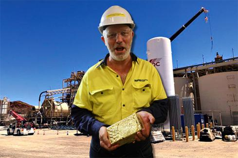 Novo produces first conglomerate gold in Australia