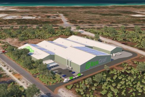 EcoGraf secures $55m for graphite facility