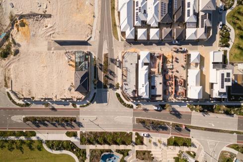 Stimulus underpins Perth land sales