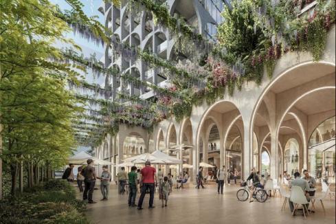 Nedlands candidates hedge on $320m apartments
