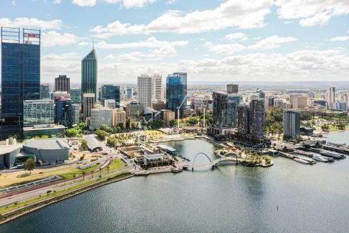 Perth office vacancies rise