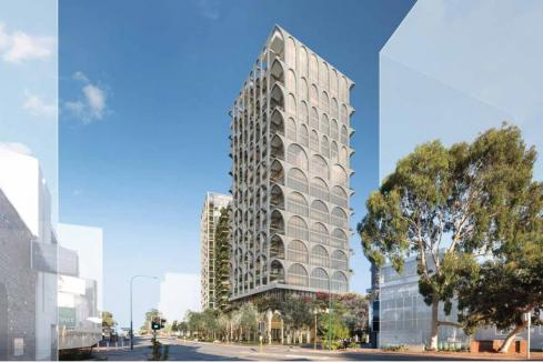 Contention builds for Nedlands project