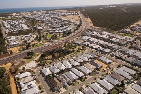 Perth housing values continue to rise