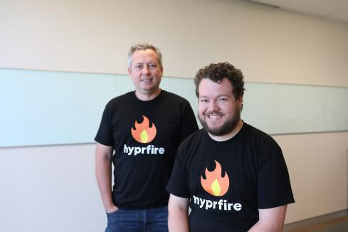 Prominent investors back Hyprfire