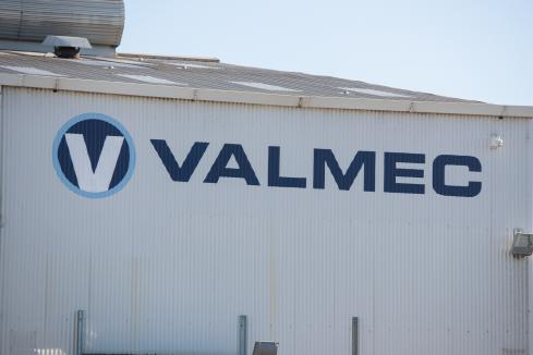 Valmec confirms solid first half