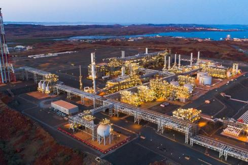 Woodside in new LNG deal