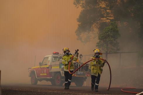 Support group to aid WA bushfire recovery