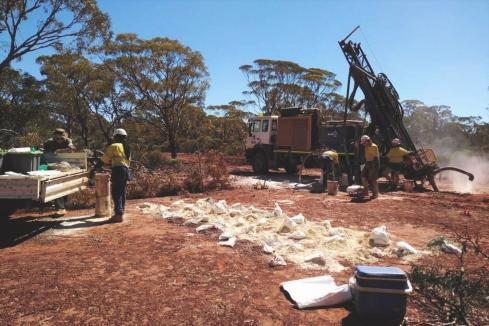 Zuleika in Kalgoorlie gold drilling blitz
