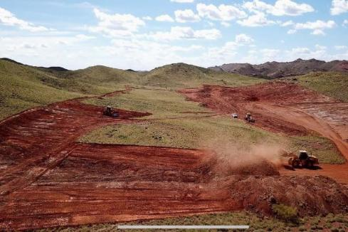 Calidus ploughs into WA gold plant construction