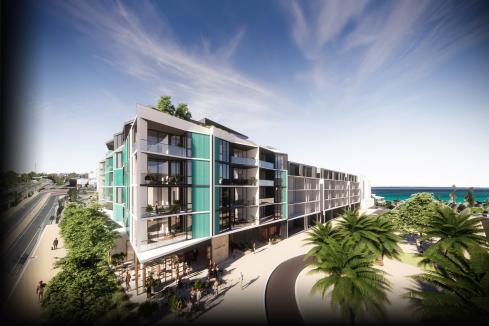 $30m coastal apartments get go-ahead