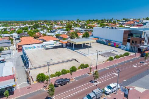 Oxford St site sells for $9m