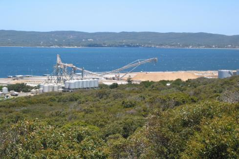 Plan to future-proof Albany Port