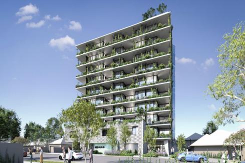 Changes to $25m Como high-rise approved