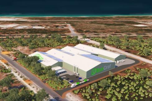 EcoGraf gets major project status