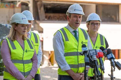 $227m Subiaco redevelopment begins