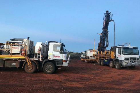Terrain stokes up WA Smokebush gold drilling