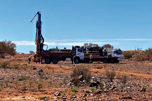 Si6 secures $75k Govt funding to drill for Laverton gold