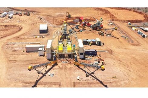 Element 25 processes first ore at WA manganese play