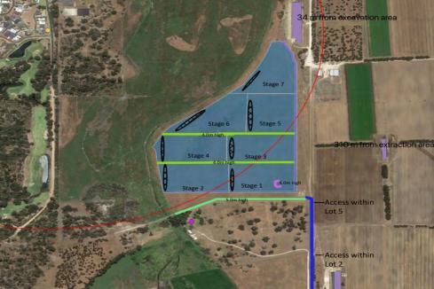 Quarry proposal reaches EPA