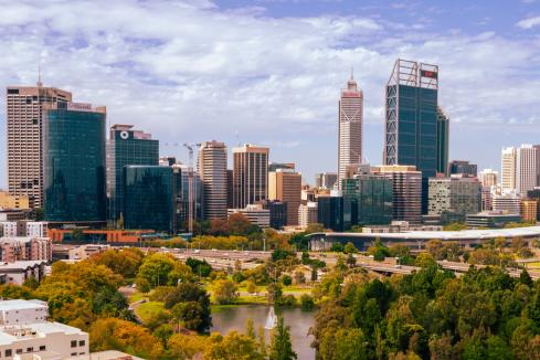 Perth sublease space rises