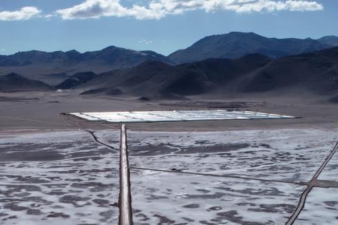 $4bn lithium merger agreed