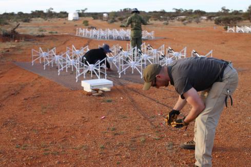 $387m for WA's massive radio telescope