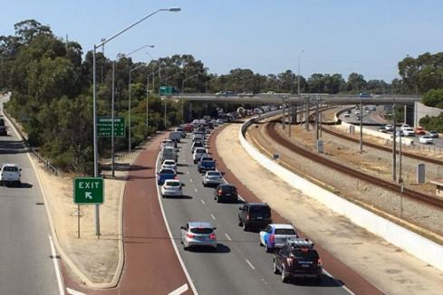 Contractors shortlisted for Mitchell Freeway work