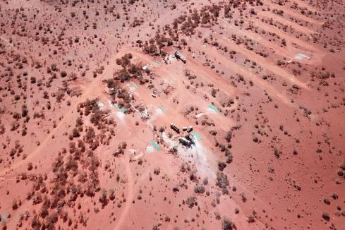 Torian racks up gold hits near Leonora