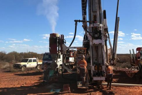 Rumble secures $40m for zinc-lead project