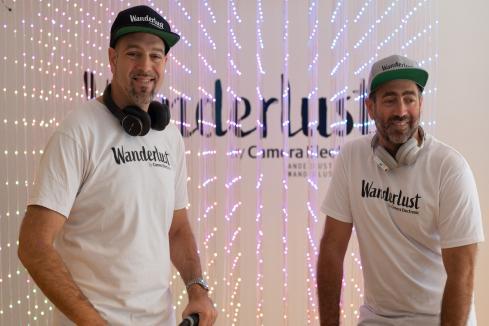Tech fans find a home at Wanderlust