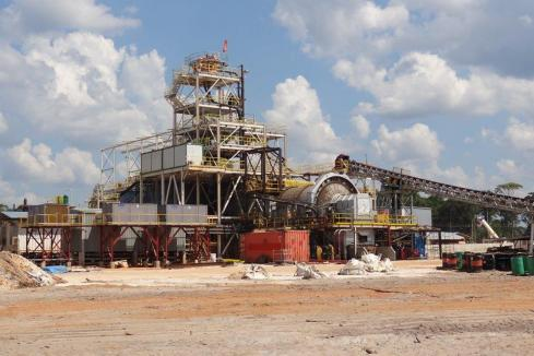 Troy steadies the ship at South American gold mine