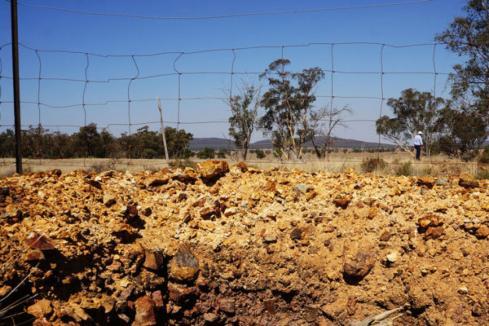 Talisman shares soar on mining royalty