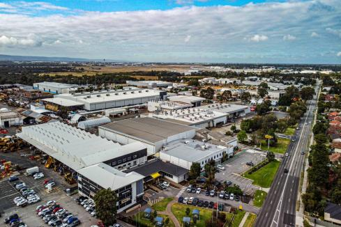 Industrial property a top performer