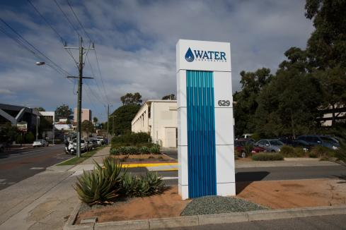 Creed a new voice at Water Corp