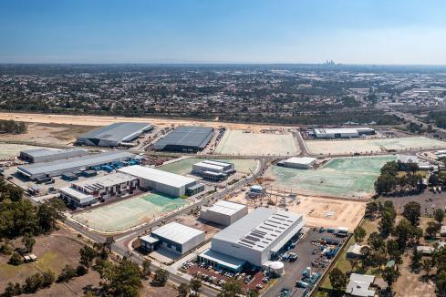 Industrial estate users seeking new carbon approach