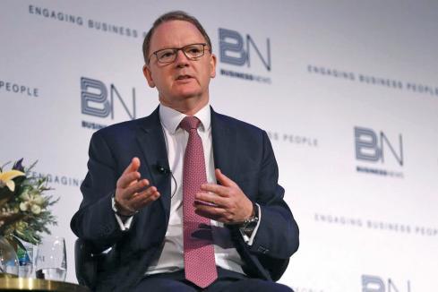 Leadership speculation unfounded: Goyder