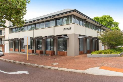 Quadrant diversifies with office buy