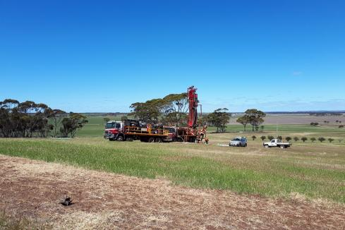 Berkshire drilling looks on the money for Todd River in WA
