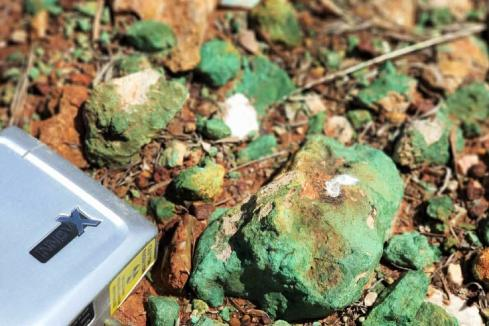 Middle Island moves to expand NT copper-gold tenure