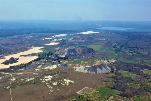 AVZ lobs mining licence application for DRC lithium project