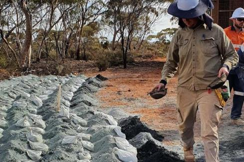 Kairos hits nickel sulphides at Roe Hills