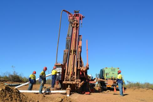 Parks Reef drilling continues to elevate Podium
