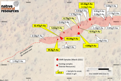 WA Govt co-funds deep hole with Native Minerals